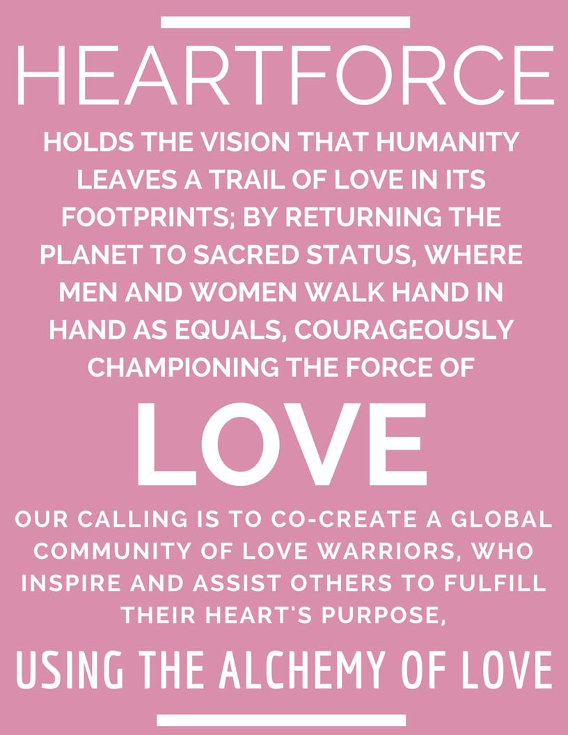 Heartforce Manifesto